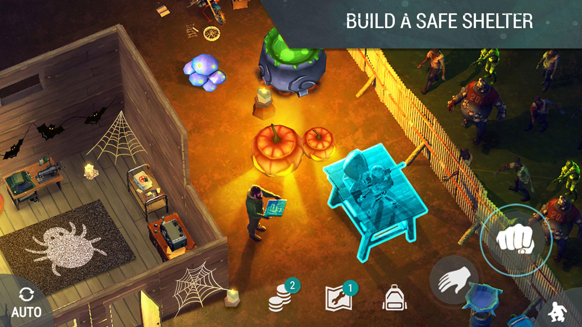 Last Day On Earth Mod Apk Unlimited (Money/Health) 2