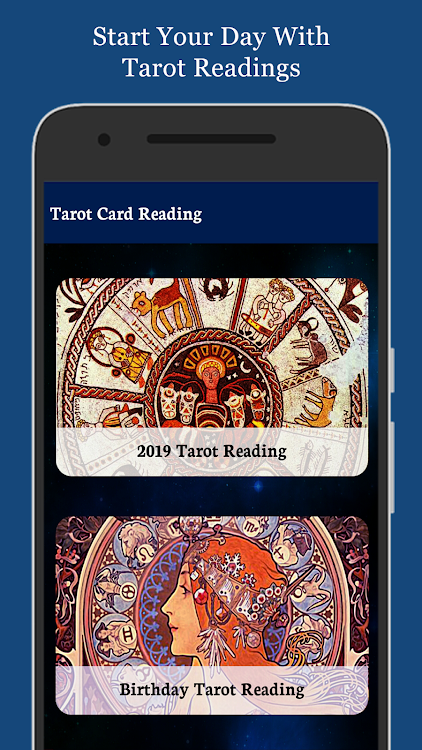 Tarot Card Future Readings - Free Fortune Teller – (Android Apps