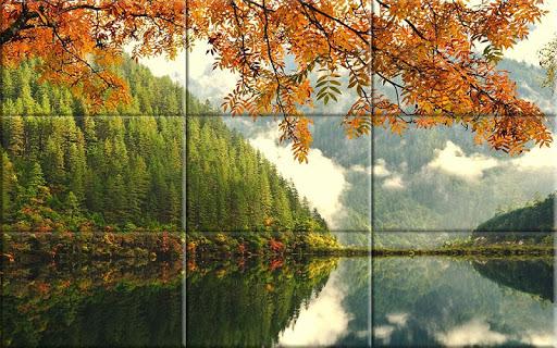 Puzzle - Beautiful lakes 1.19 screenshots 4