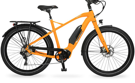 Vélo de ville Baloonbikes AES 200