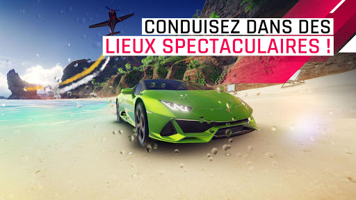 Asphalt 9: Legends - Jeu de course d'Arcade APK MOD screenshots 1