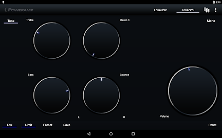 Poweramp Full Version Unlocker Screenshot 12