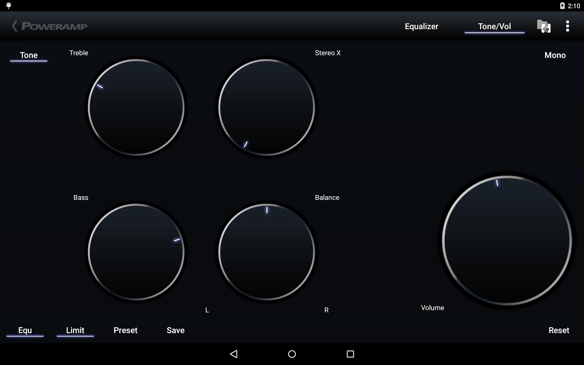 Poweramp Full Version Unlocker screenshot #12
