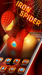 3D Iron Spider Launcher - náhled