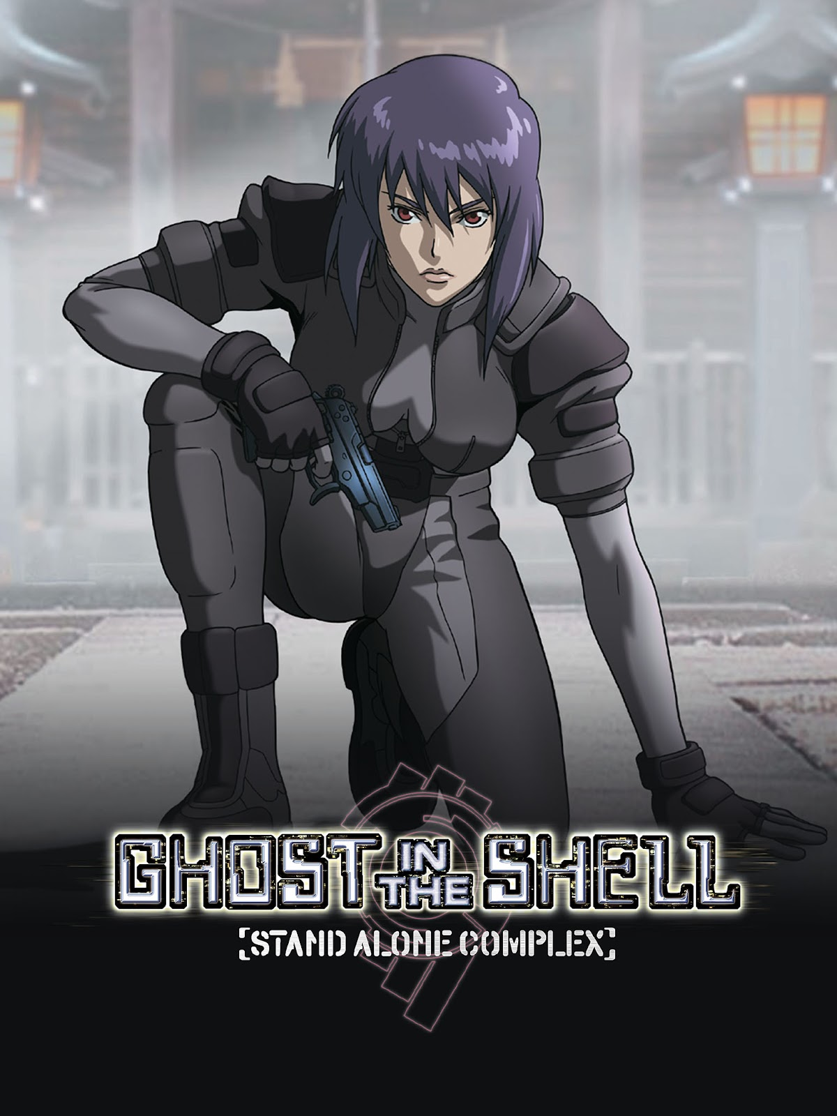 Top 10 Cyberpunk Anime Masterpieces That you Need to Watch - Ghost in The Shell