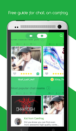 Guide Camfrog Video Chat  screenshots 3
