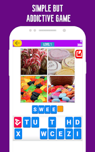 Guess the Word: 4 Pics Quiz- screenshot thumbnail