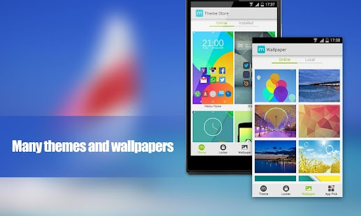 M Launcher -Android M Launcher - screenshot