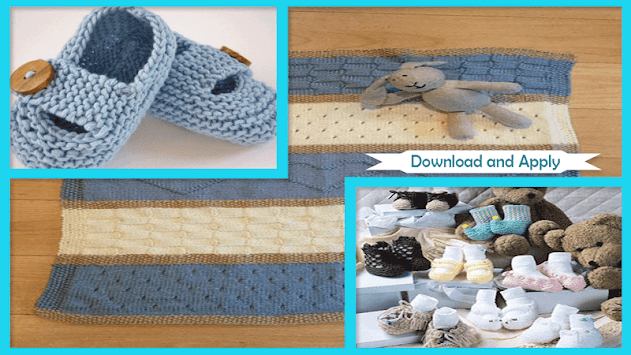 Download Adorable Baby Knitting Pattern Apk Latest Version App For