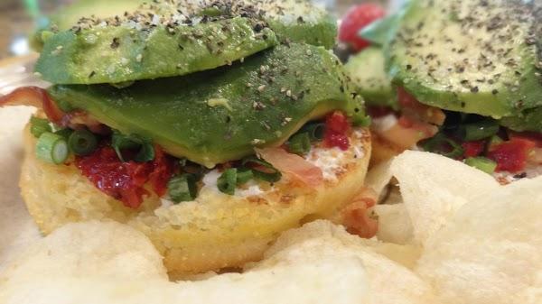 Bonnie's Summer Sunburst Sandwich Recipe