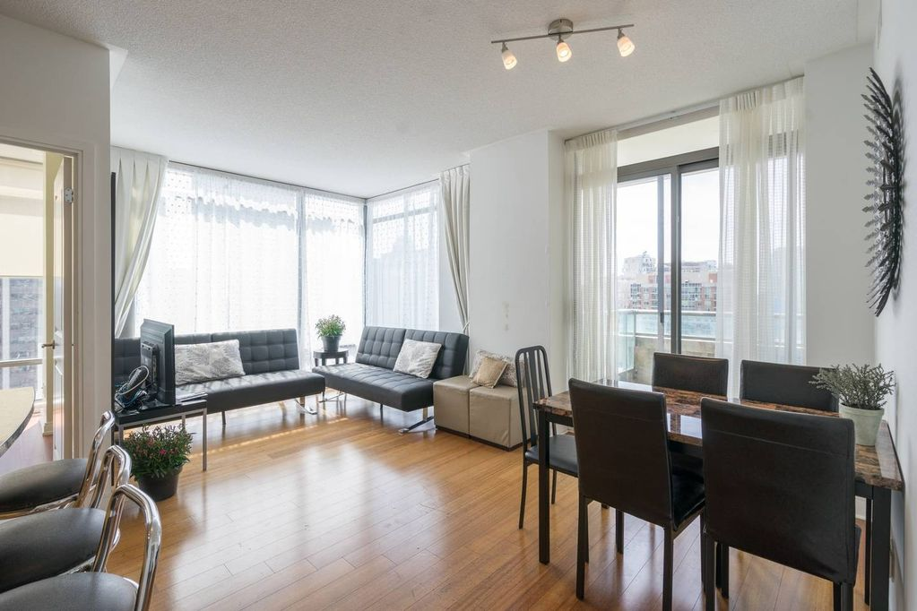 Yorkville Toronto condos for rent