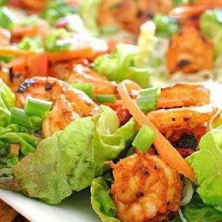 Shrimp Salad (Ensalada de Camarón)