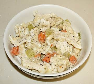 So Easy & Tasty Chicken and Dumplings