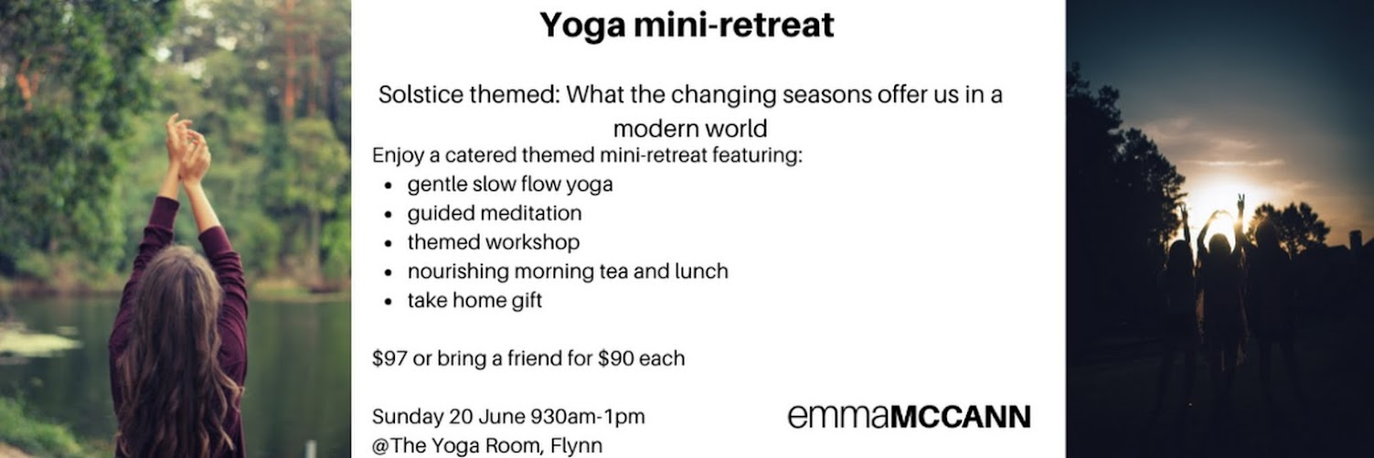 Gratitude mini-retreat