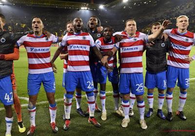 Le FC Bruges est la meilleure équipe de Ligue des Champions sur un point précis
