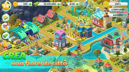 Town City - Sim Paradise Edifici del Villaggio  άμαξα προς μίσθωση screenshots 2