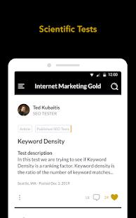 Download Internet Marketing Gold For PC Windows and Mac apk screenshot 5