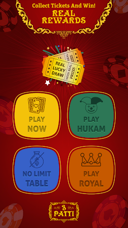 Teen Patti Indian Poker 6.4 screenshot 556229