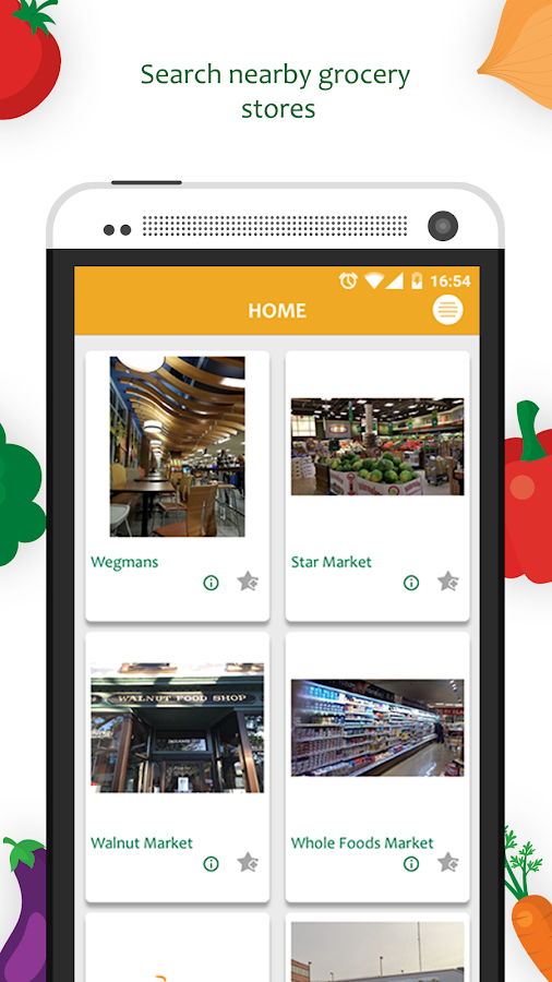 NeighborShopper - Grocery Delivery- screenshot