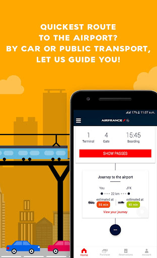 Air France - Airline tickets screenshot 6
