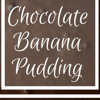 Paleo Chocolate Banana Pudding {Recipe} Recipe