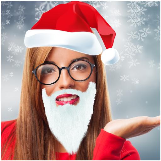 Baixar Christmas Decoration - Santa Face Changer