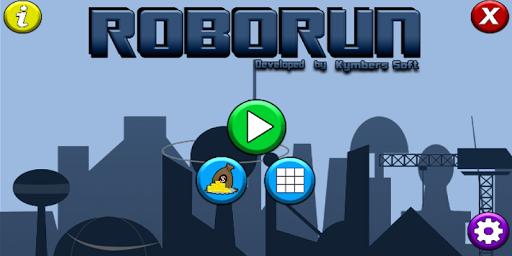 ROBORUN - The Adventure Begins screenshot 1