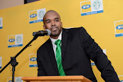 Khumbulani Konco (CEO) during the Bloemfontein Celtic end of season awards ceremony at Bloem Spa Lodge on May 21, 2012 in Bloemfontein, South Africa.