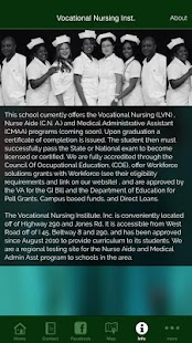 Vocational Nursing Inst.- screenshot thumbnail