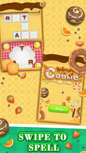 Download Words of Cooky - Spell words with cookies MOD APK 2