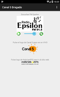 Canal 5 Bragado- screenshot thumbnail