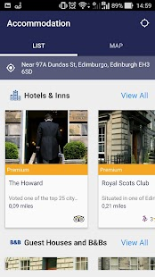 Welcome to Scotland Guide- screenshot thumbnail