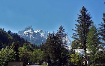 terrain à Chamonix-Mont-Blanc (74)