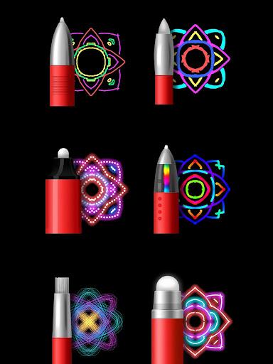 Doodle Master - Glow Art 1.0.24 screenshots 16