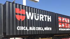 Cerca, más cerca, Würth!.