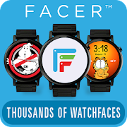 App Icon for Facer Watch Faces App in Hong Kong Play Store