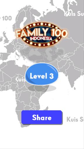 Kunci Jawaban Family 100 Level 3 2019 Guru Galeri