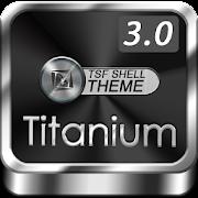 TSF Shell Theme Titanium 3D