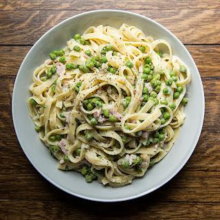 Noodles with Peas (Pasta e Piselli)