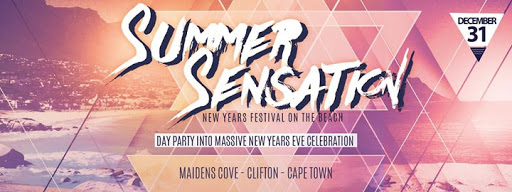 Summer Sensation New Years Eve Beach Party : Maidens Cove