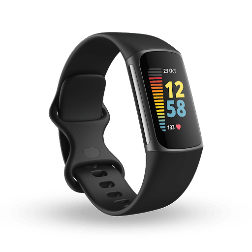 Fitbit Charge 5 in Black