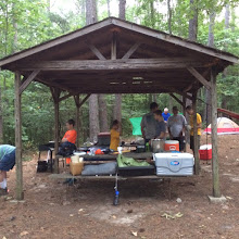 Photo: Troop 433 Water Sports weekend at BSA Aquatics Base on Lake Allatoona. August 2015.