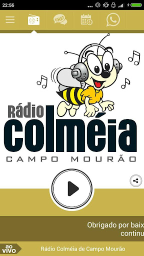 Radio Colmeia de Campo Mouru00e3o Apk Download 1