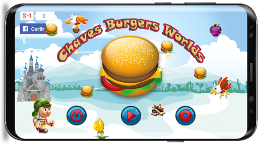 Chaves Burger World El Chavo screenshot 1