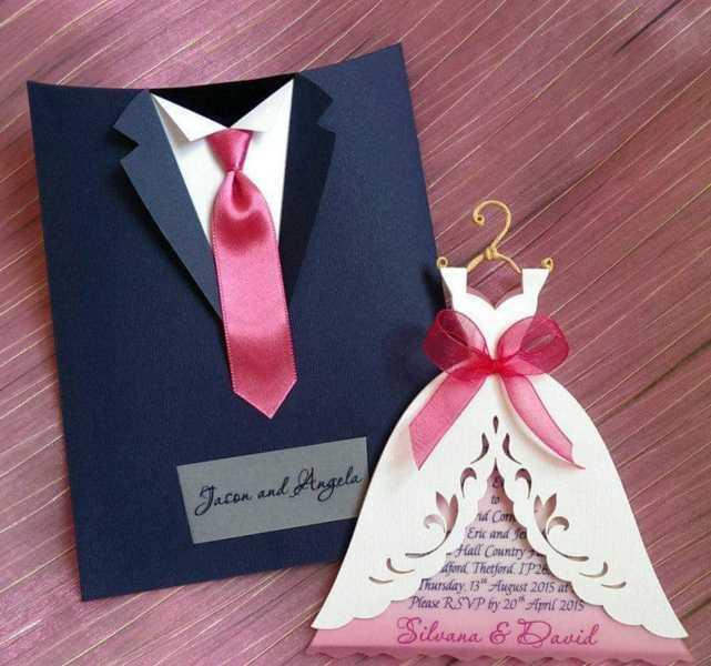 Wedding Invitation Card Ideas