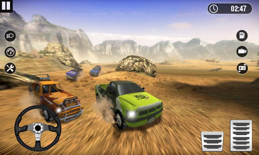 Off-Road Outlaws 3D 2019 - 4x4 Offroad Rally 1.0 Mod screenshots 3