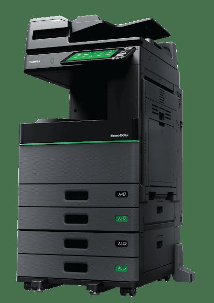 Máy photocopy Toshiba thân thiện với môi trường