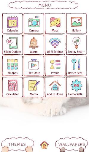Cute Animal Wallpaper Puppy and Kitten Theme 1.0.0 Windows u7528 2