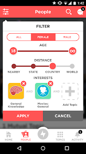 QuizUp - screenshot thumbnail