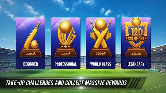 T20 Cricket Champions 3D 1.4.131 MOD (Unlimited Money) 4